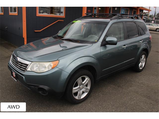 2010 Subaru Forester (CC-1464513) for sale in Tacoma, Washington