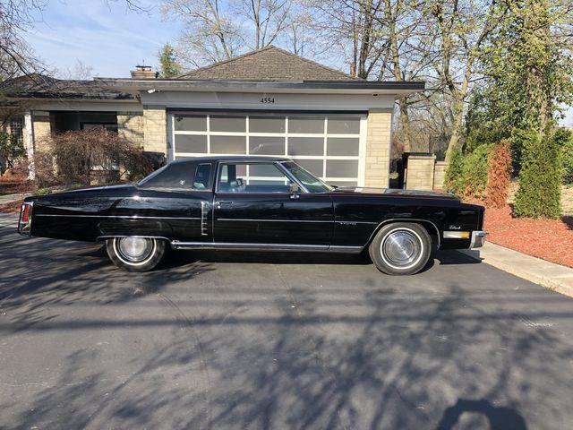 1972 Cadillac Eldorado (CC-1464537) for sale in Carlisle, Pennsylvania