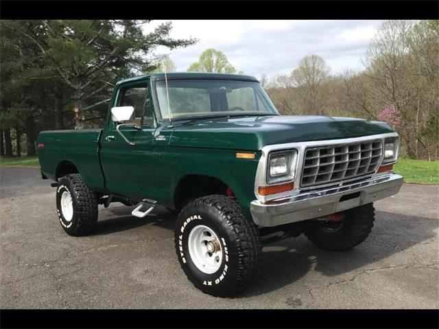 1979 Ford F100 (CC-1460454) for sale in Harpers Ferry, West Virginia