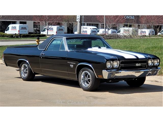1970 Chevrolet El Camino SS (CC-1464546) for sale in Lenexa, Kansas