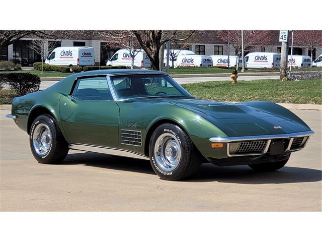 1971 Chevrolet Corvette (CC-1464549) for sale in Lenexa, Kansas