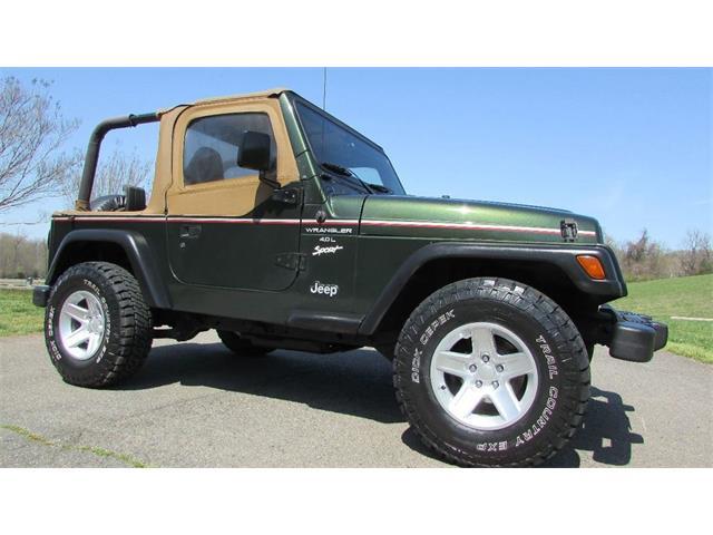 1998 Jeep Wrangler (CC-1464554) for sale in Carlisle, Pennsylvania
