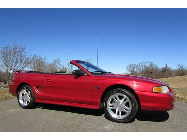 1998 Ford Mustang GT (CC-1464555) for sale in Carlisle, Pennsylvania