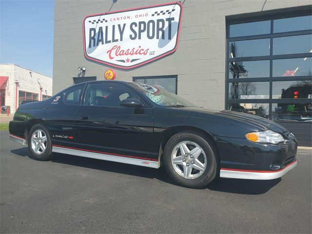 2002 Chevrolet Monte Carlo SS Intimidator (CC-1464572) for sale in Canton, Ohio