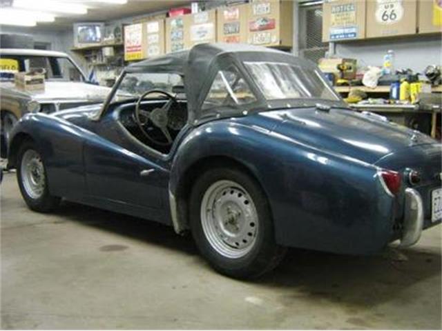 1961 Triumph TR3A (CC-1464574) for sale in Cobourg, Ontario