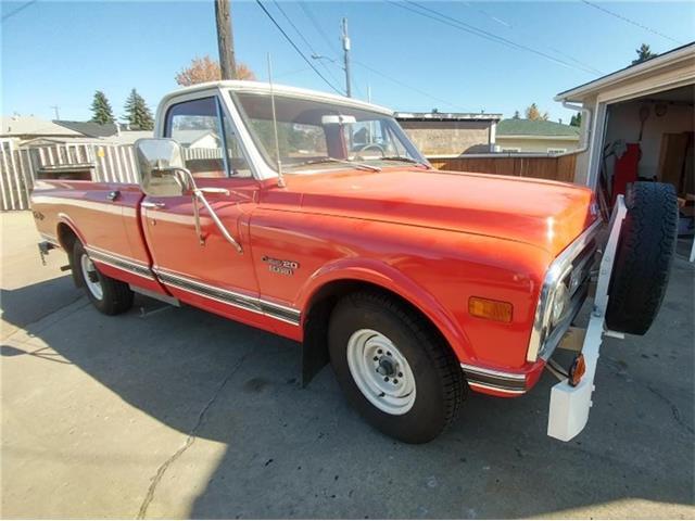 1970 Chevrolet C20 (CC-1464588) for sale in Edmonton, Alberta