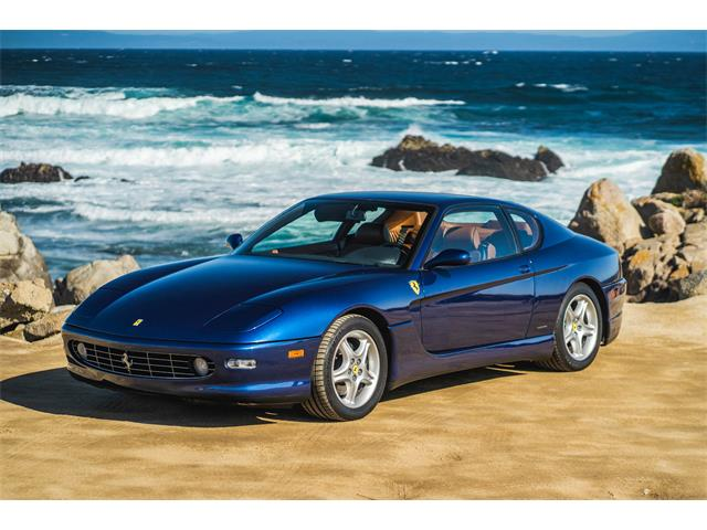 2002 Ferrari 456 (CC-1464600) for sale in Monterey, California