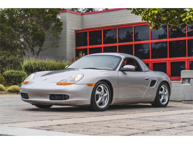 1997 Porsche Boxster (CC-1464601) for sale in Monterey, California