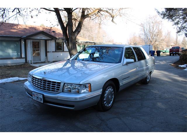 1999 Cadillac Fleetwood Limousine (CC-1464604) for sale in Salt Lake City, Utah