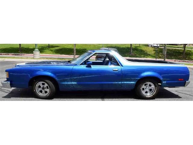 1977 Ford Ranchero (CC-1464605) for sale in Salt Lake City, Utah