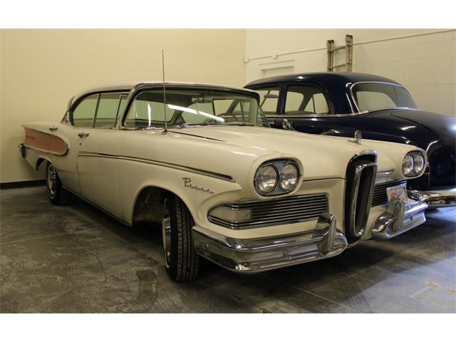 1958 Edsel Pacer (CC-1464606) for sale in Salt Lake City, Utah