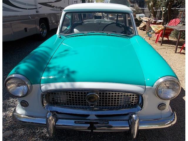1957 Nash Metropolitan (CC-1464618) for sale in Tucson, AZ - Arizona
