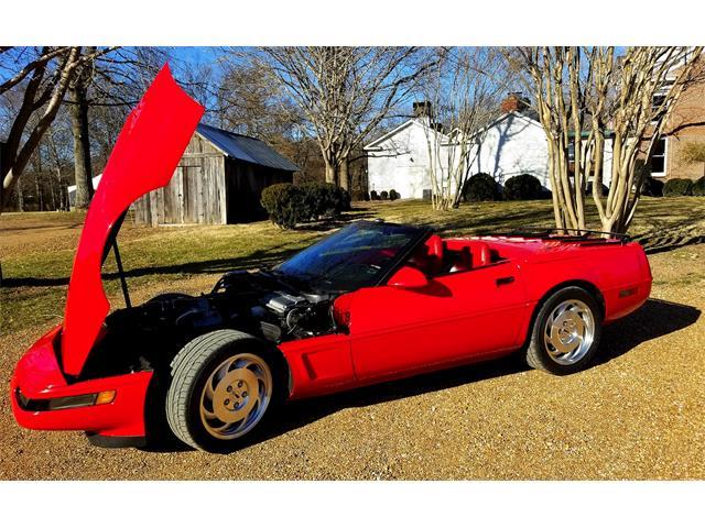 1995 Chevrolet Corvette C4 (CC-1464624) for sale in Franklin, Tennessee