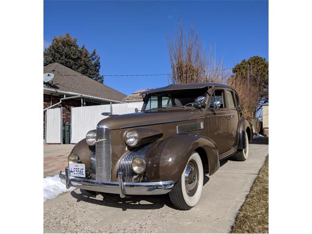 1939 Cadillac LaSalle (CC-1464628) for sale in Salt Lake City, Utah
