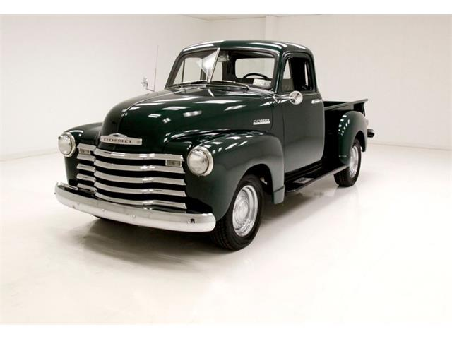 1952 Chevrolet Pickup (CC-1464638) for sale in Morgantown, Pennsylvania