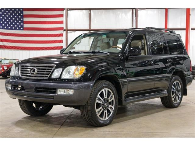 2007 Lexus LX470 (CC-1464642) for sale in Kentwood, Michigan