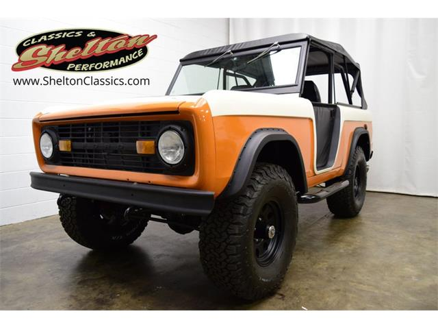 1972 Ford Bronco (CC-1464657) for sale in Mooresville, North Carolina