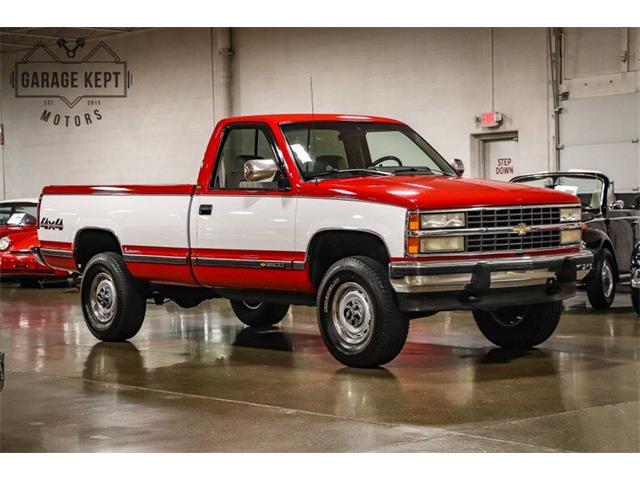 1993 Chevrolet C/K 2500 (CC-1464661) for sale in Grand Rapids, Michigan
