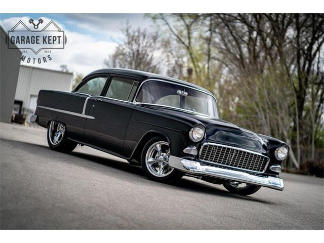 1955 Chevrolet Bel Air (CC-1464663) for sale in Grand Rapids, Michigan