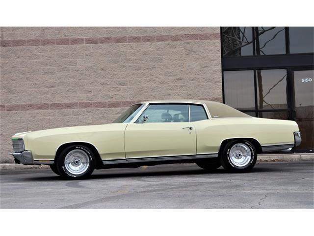 1970 Chevrolet Monte Carlo (CC-1464668) for sale in Alsip, Illinois