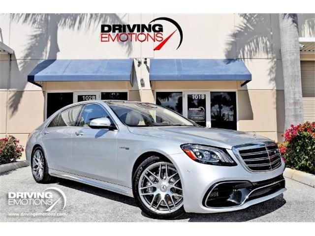 2018 Mercedes-Benz S-Class (CC-1464670) for sale in West Palm Beach, Florida