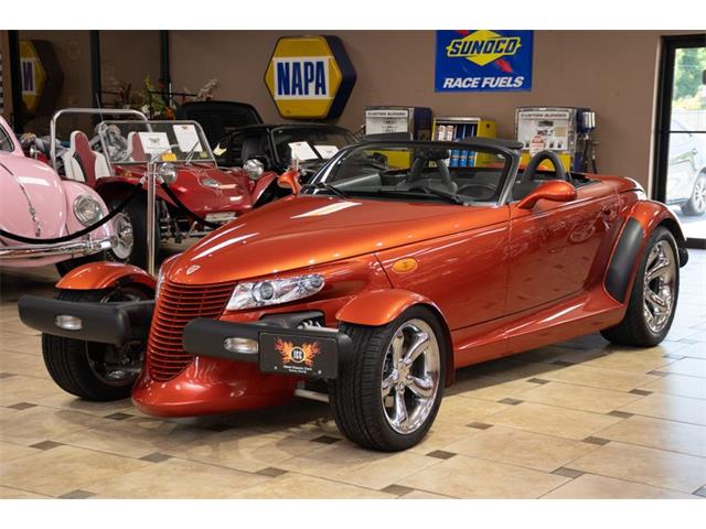 2001 Plymouth Prowler (CC-1464672) for sale in Venice, Florida