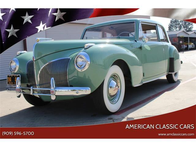 1941 Lincoln Continental (CC-1464673) for sale in La Verne, California