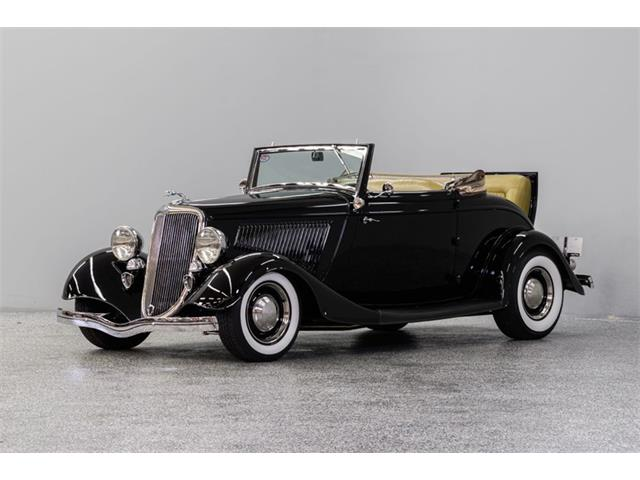 1934 Ford Cabriolet (CC-1464675) for sale in Concord, North Carolina