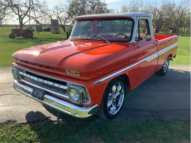 1966 Chevrolet C/K 10 (CC-1464686) for sale in Fredericksburg, Texas