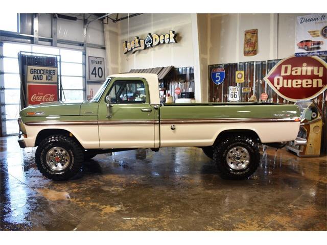 1971 Ford F250 (CC-1464687) for sale in Redmond, Oregon