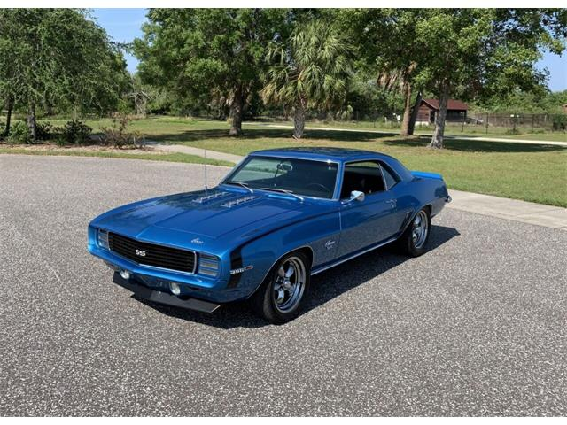1969 Chevrolet Camaro (CC-1464691) for sale in Clearwater, Florida