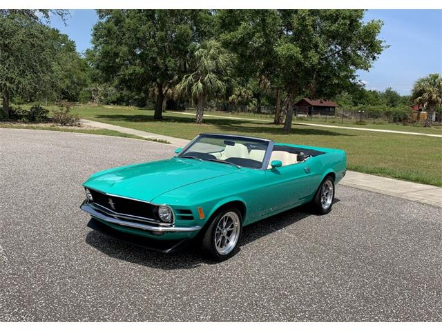 1970 Ford Mustang (CC-1464692) for sale in Clearwater, Florida