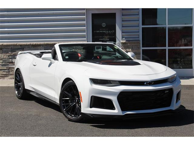 2018 Chevrolet Camaro (CC-1464693) for sale in Clifton Park, New York