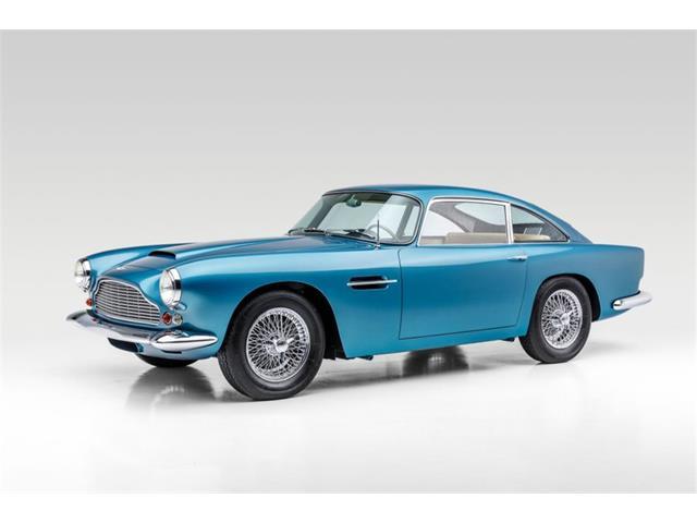1962 Aston Martin DB4 (CC-1464695) for sale in Costa Mesa, California