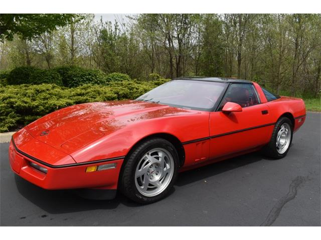 1990 Chevrolet Corvette (CC-1464698) for sale in Elkhart, Indiana