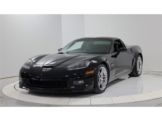 2007 Chevrolet Corvette Z06 (CC-1460047) for sale in Springfield, Ohio