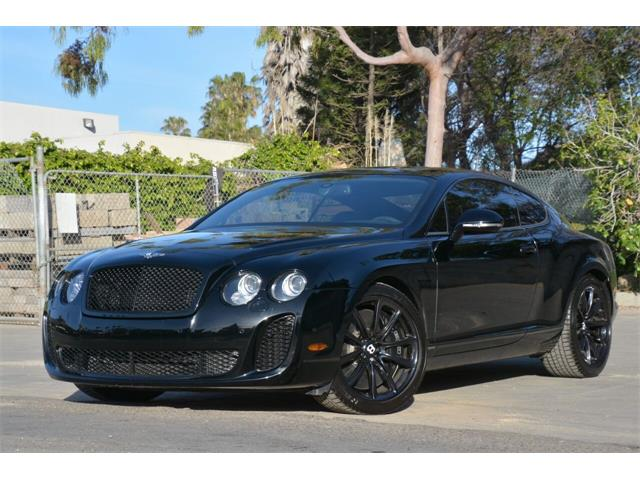 2010 Bentley Continental (CC-1464704) for sale in Santa Barbara, California