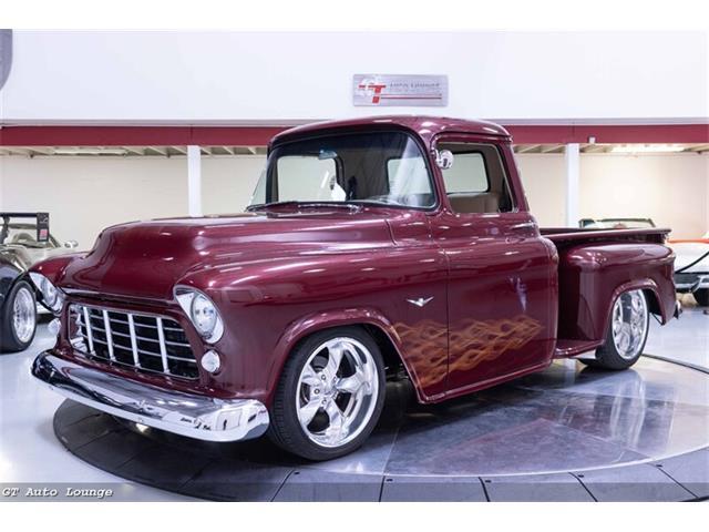 1955 Chevrolet 3100 (CC-1464707) for sale in Rancho Cordova, California