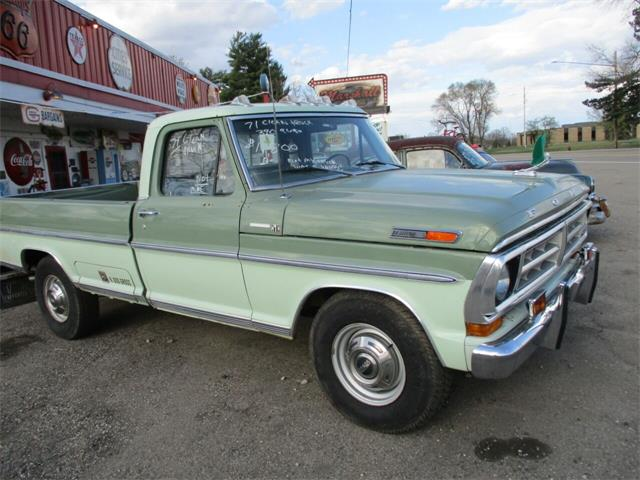 1971 Ford F250 (CC-1464710) for sale in Jackson, Michigan