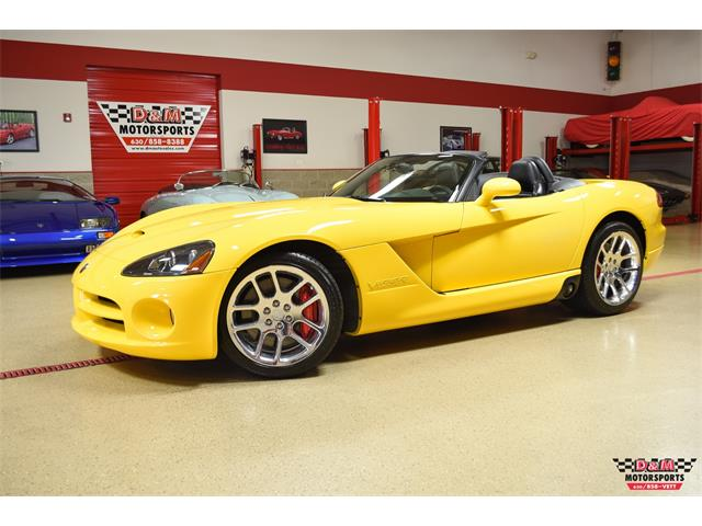 2005 Dodge Viper (CC-1464718) for sale in Glen Ellyn, Illinois