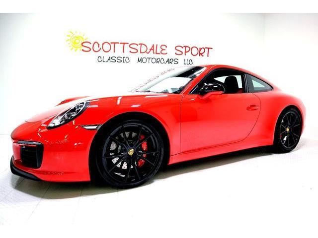 2017 Porsche 911 Carrera S (CC-1464736) for sale in Scottsdale, Arizona