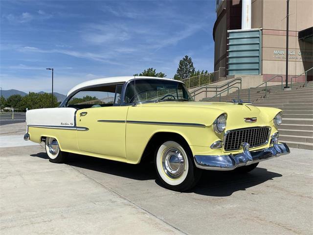 1955 Chevrolet Bel Air (CC-1464760) for sale in Salt Lake City, Utah