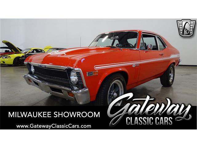 1969 Chevrolet Nova (CC-1460477) for sale in O'Fallon, Illinois