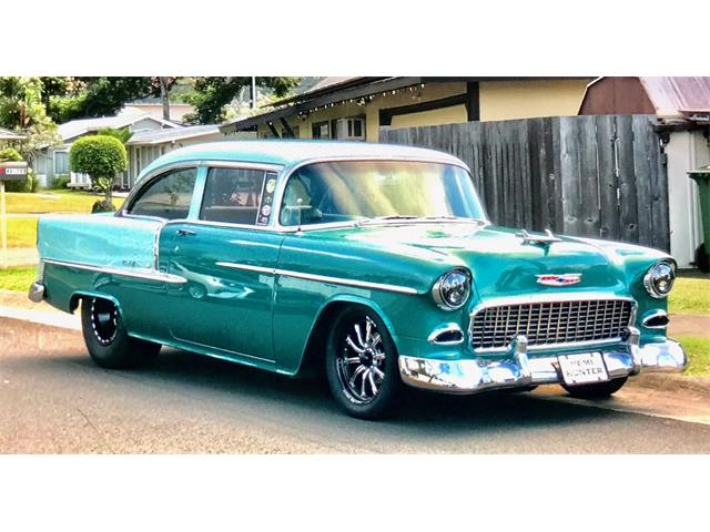 1955 Chevrolet Bel Air (CC-1464773) for sale in Hilo, Hawaii