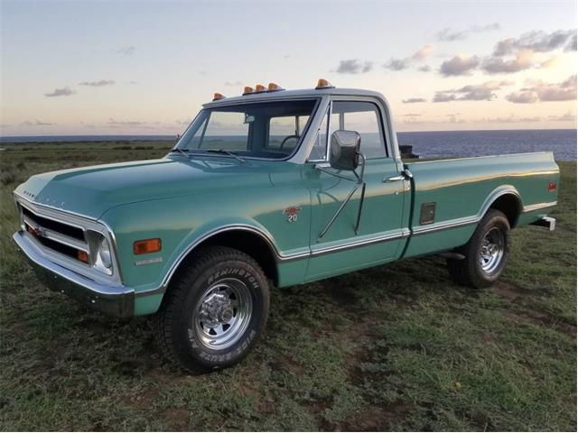 1968 Chevrolet K-20 (CC-1464774) for sale in Hilo, Hawaii