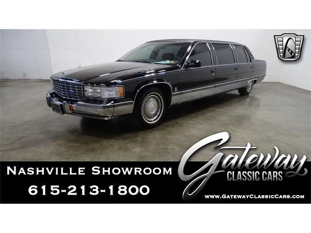 1996 Cadillac Fleetwood (CC-1460479) for sale in O'Fallon, Illinois