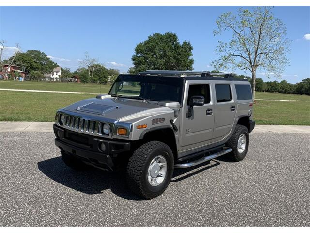 2004 Hummer H2 (CC-1464808) for sale in Clearwater, Florida