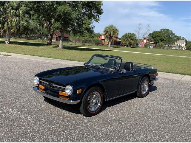 1969 Triumph TR6 (CC-1464810) for sale in Clearwater, Florida
