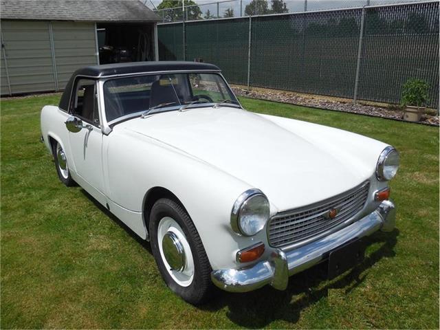 1969 Austin-Healey Sprite (CC-1464811) for sale in Lebanon, Oregon