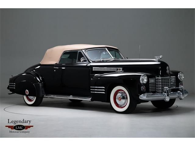 1941 Cadillac Series 62 (CC-1464812) for sale in Halton Hills, Ontario